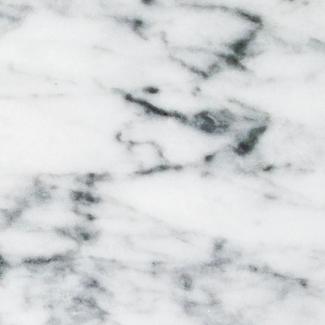 Polished marble