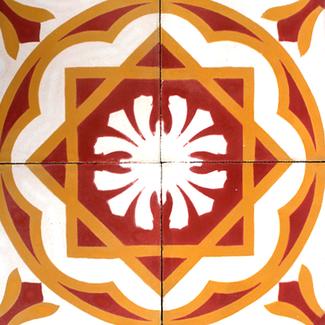 Hydraulic mosaic