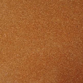 Agglomerate of quartz and resin