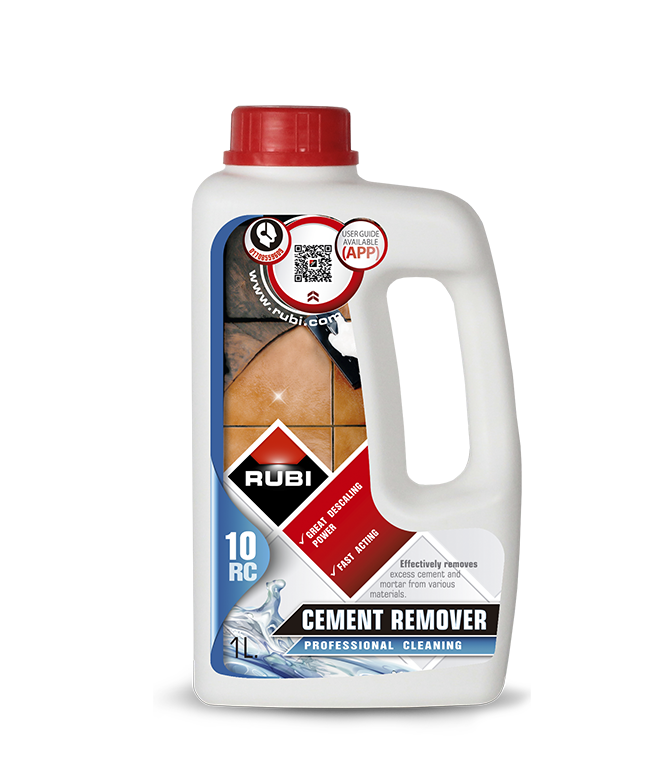 RC-10 Cement Remover