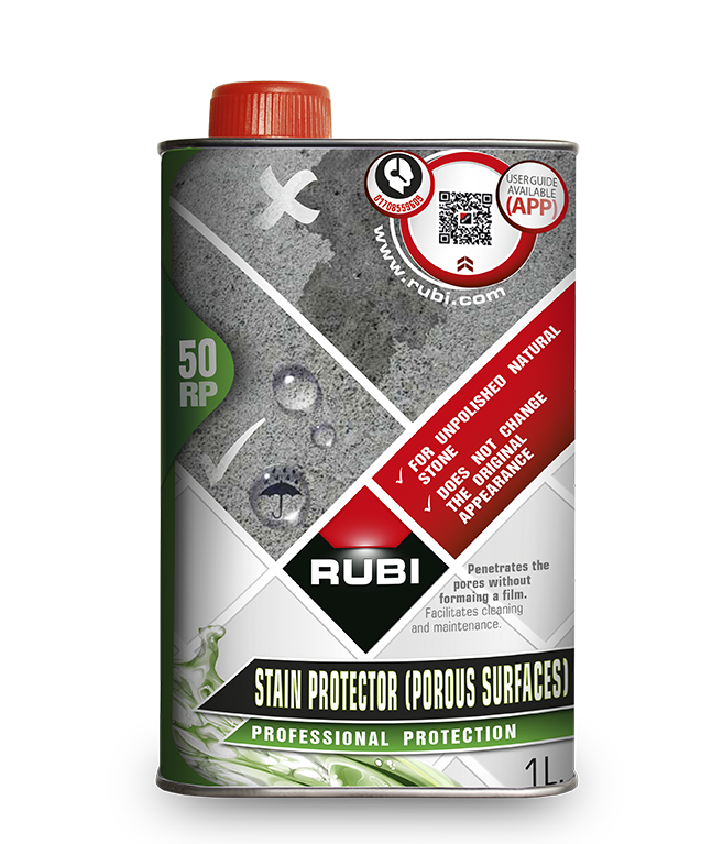 RP-50 Stain Protector (Porous Surfaces)