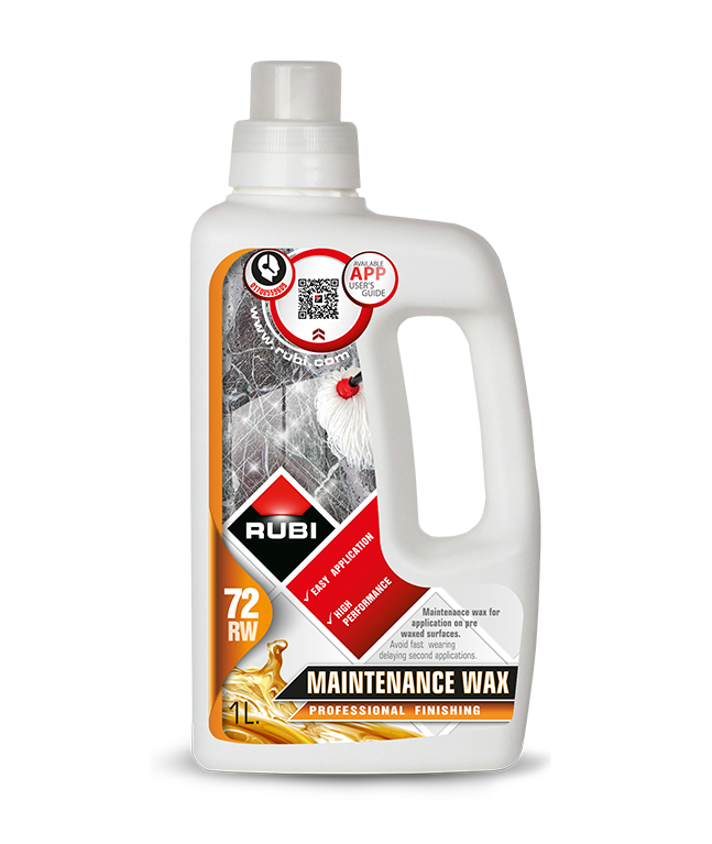 RW-72 Maintenance Wax