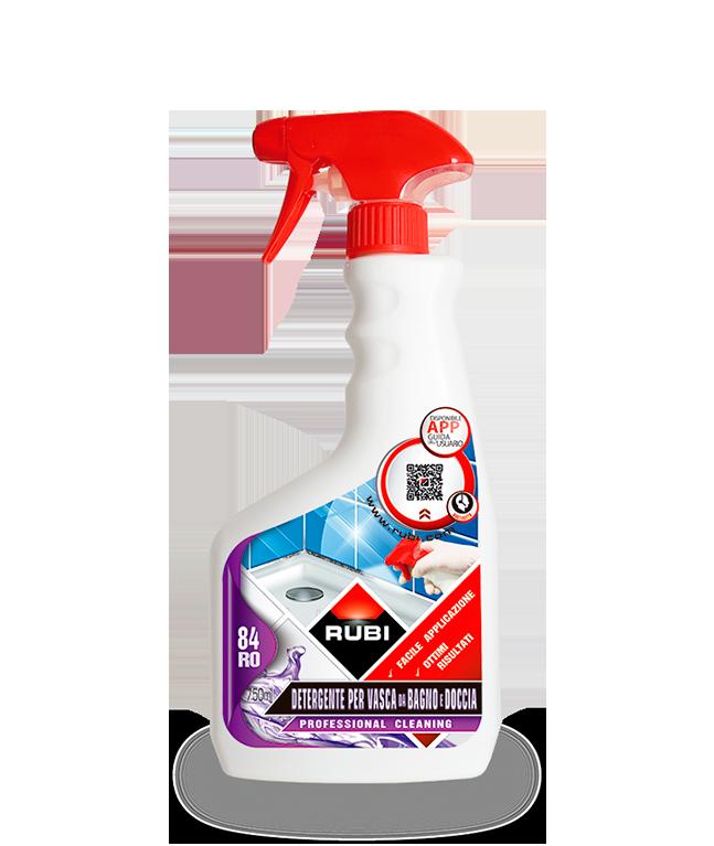 RO-84 Detergente per Vasca da Bagno e Doccia