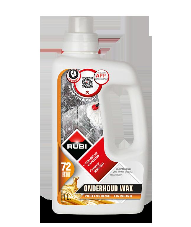 RW-72 Onderhoud Wax
