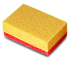 Accessories for Cleaning and Finishing - Sponges, floats and pads