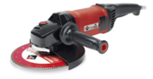 Electric Cutters and Mitering Saws - Professional angle grinder